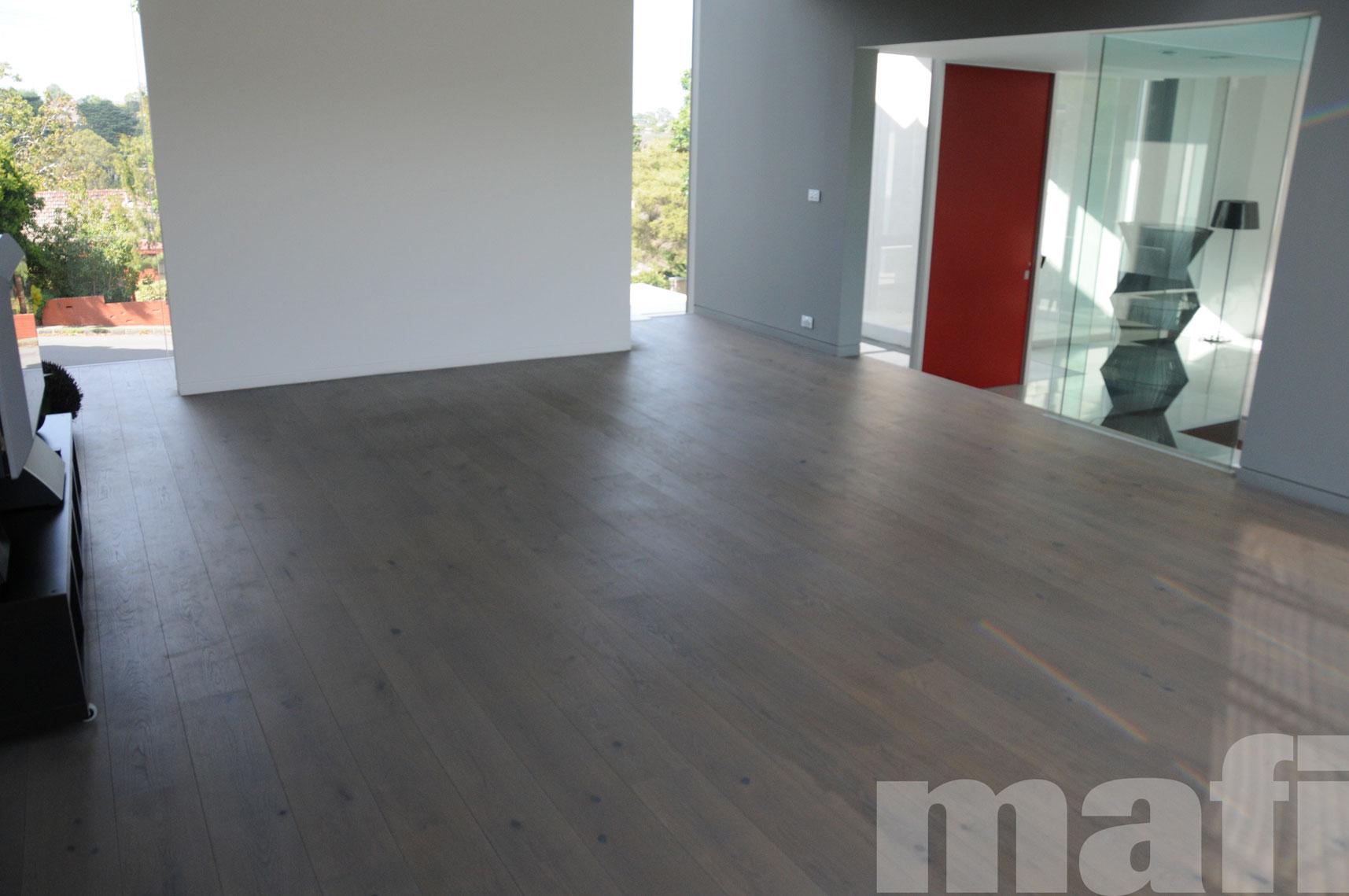 Timber Floors I Oak I Country Brushed Grey Oil I Mafi